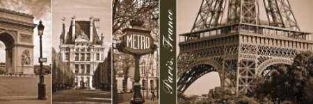 A Glimpse of Paris