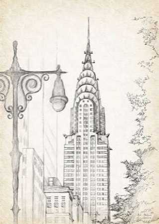 A New York Avenue Sketch