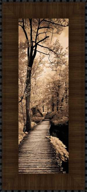 A Quiet Stroll I by Ily Szilagy