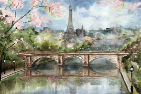 A Spring Day in Paris