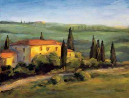 A Tuscan Morning