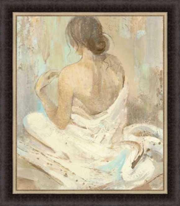 Abstract Figure Study II by Albena Hristova