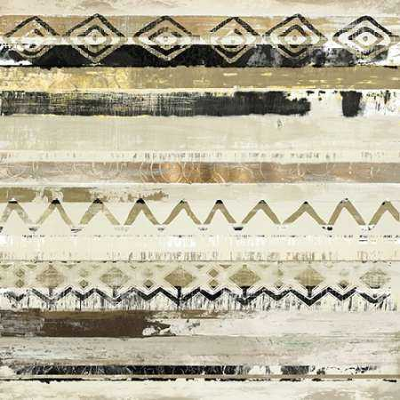 African Patchwork I