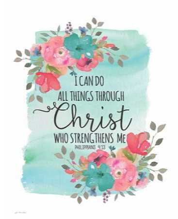 All Things Thru Christ