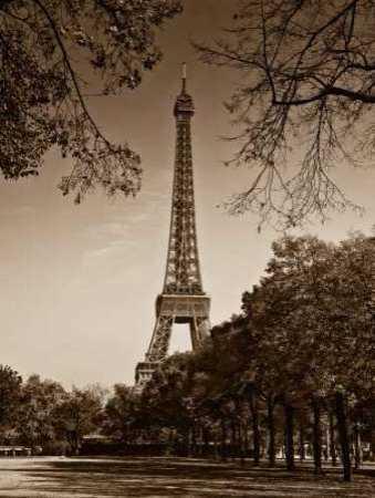 An Afternoon Stroll - Paris II
