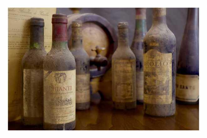 Antico Cantina Toscana