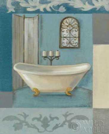 Antique Bath I