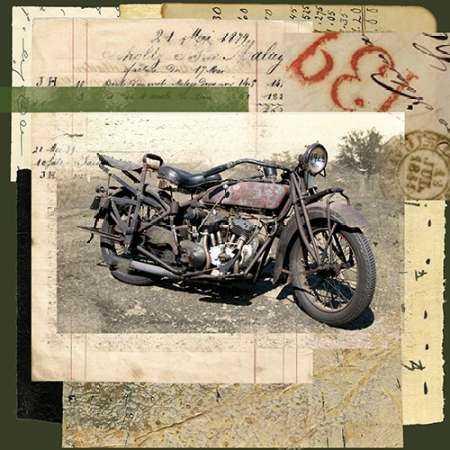 Antique Bike I