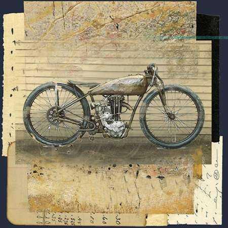 Antique Bike II