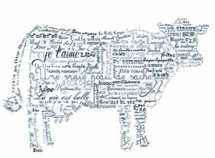 As The French Say-Cow 1