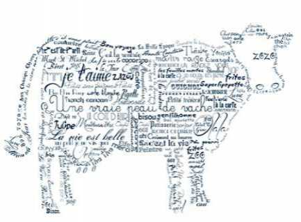 As The French Say-Cow 2