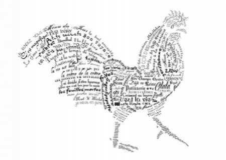 As The French Say-Rooster