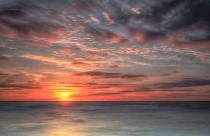 Atlantic Sunrise No. 9