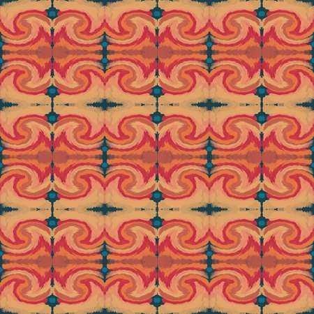 Autumn Pattern Repeat