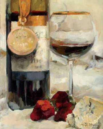 Award Winning Wine II - 20x24 - Gallery Wrap Canvas - WA606038-2024c
