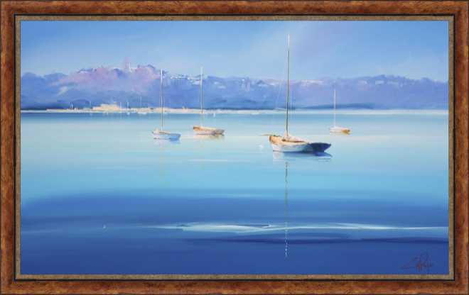 Azure Moorings