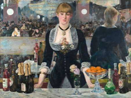 Bar at the Folies-Bergère