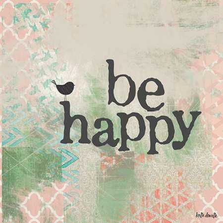 Be Happy - Pink