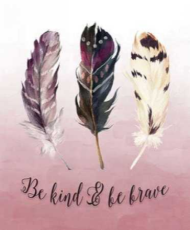 Be Kind and Be Brave