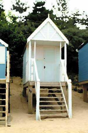 Beach Hut I