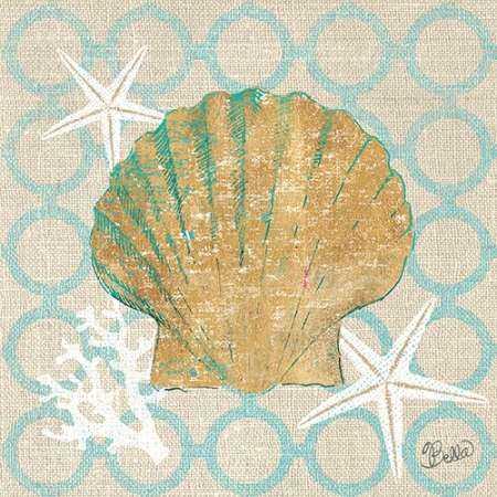 Beach Linen Shell