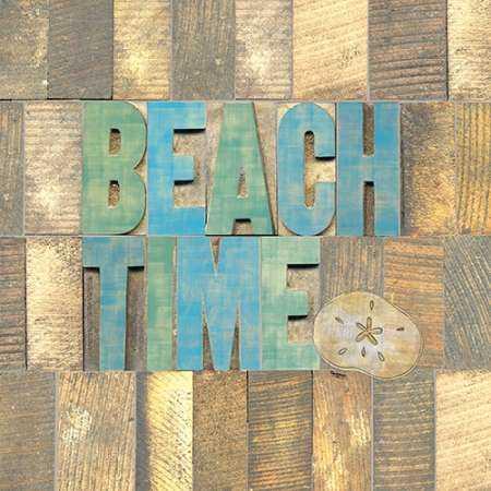 Beach Time II