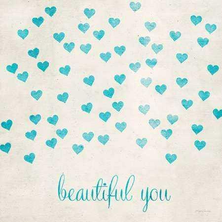 Beautiful You in Blue