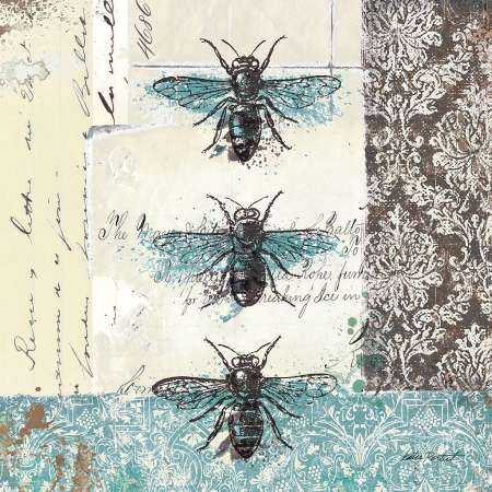 Bees n Butterflies No. I