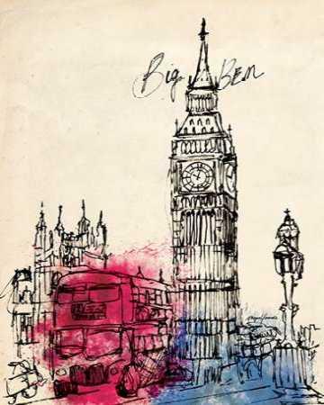 Big Ben in Pen