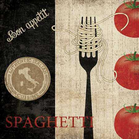 BIG NIGHT OUT - SPAGHETTI