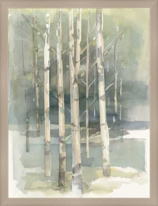 Birch Grove I by Avery Tillmon