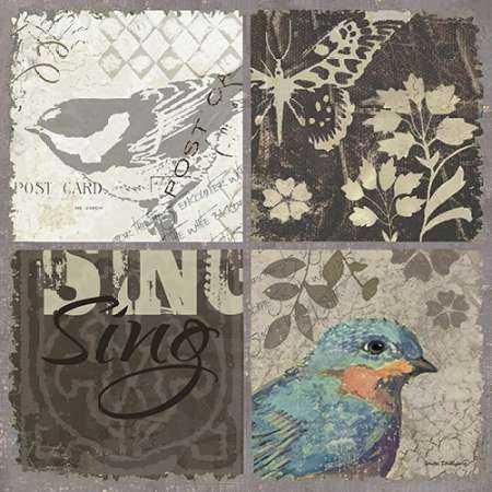 Bird 4 Patch I