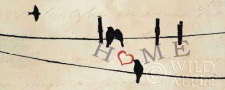 Bird at Heart I