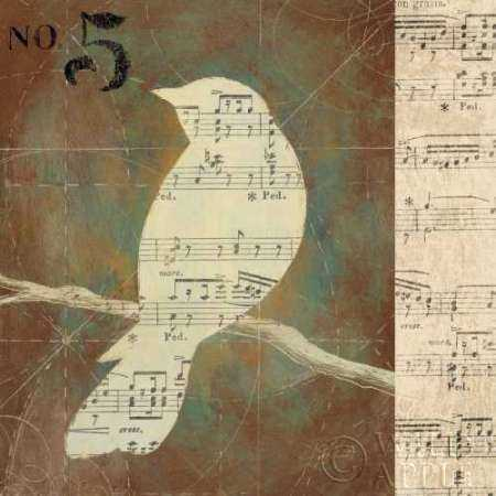 Bird Silhouette II