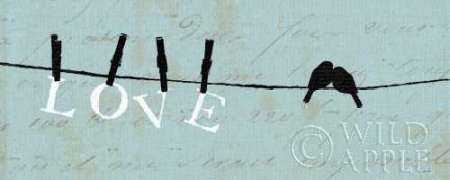 Birds on a Wire - Love