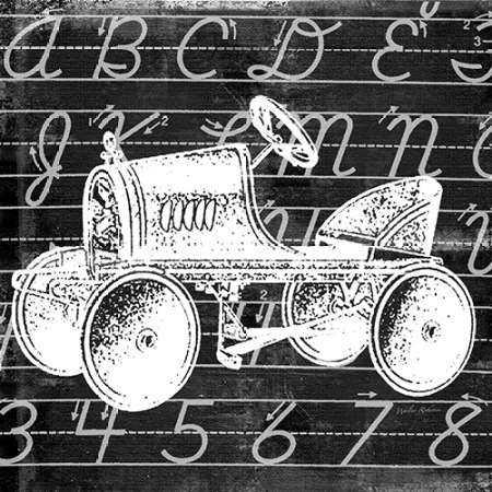 Blackboard Tractor
