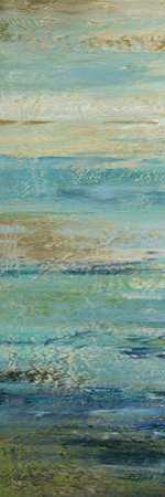 Blue Indigo Panel I