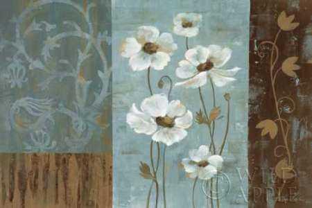 Blue Iridescent Anemones