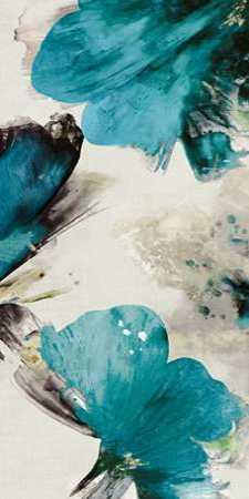 Blue Ribbon Blooms II