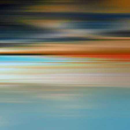Blurred Landscape II