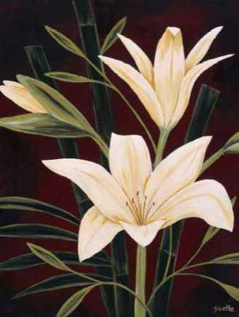 Botanical Elegance I