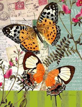 Bountiful Butterfly 1