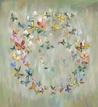 Butterfly Circle 1
