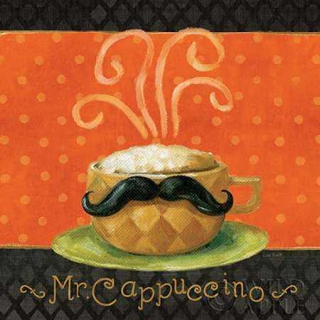 Cafe Moustache IV Square