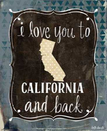 California and Back