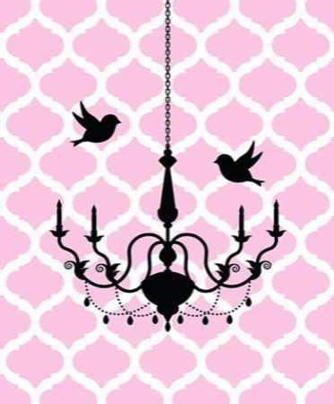 Chandelier Birds
