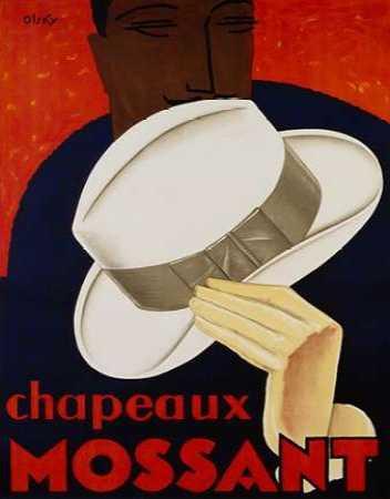 Chapeaux Mossant 1928