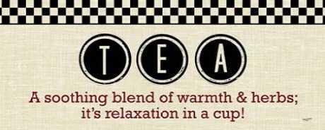 Checkered Kitchen Sign IV