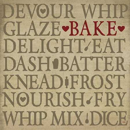 Chefs Words I