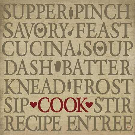Chefs Words II